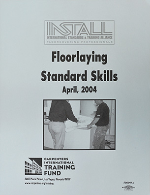 Floorlaying Standard Skills