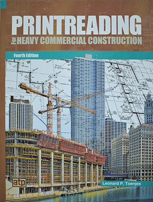 Printreading for Heavy Commercial Construction (4th Edition)