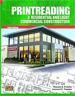 Printreading for Residential and Light Commercial Construction (6th Edition)
